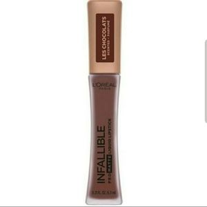 2 set L'Oréal Infallible Pro Matte Liquid Lipstick